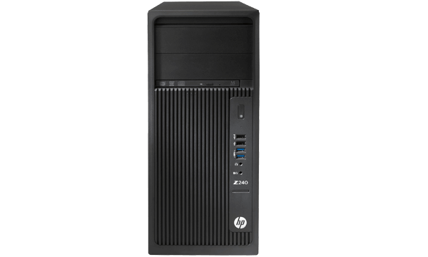 Dell Workstation desktop computer