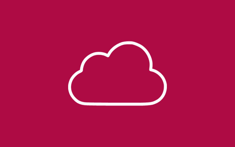 Cloud icon image
