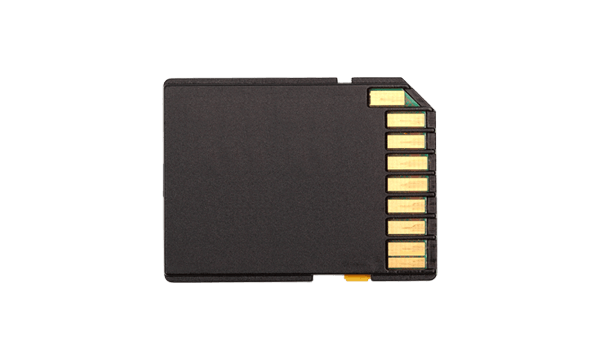Flash memory cards